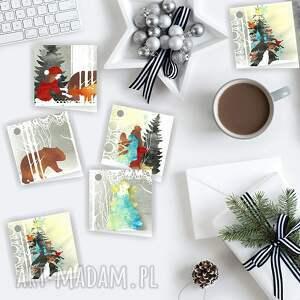 pomysły na święta prezenty bileciki na świąteczne
