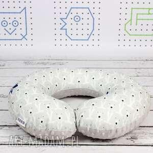 hand-made akcesoria poduszka podróżna miśki