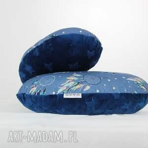 poduszka podróżna łapacze snów