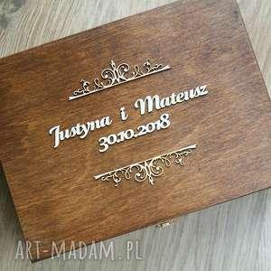 albumy pudełko na zdjęcia