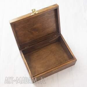 albumy drewno pudełko na zdjęcia