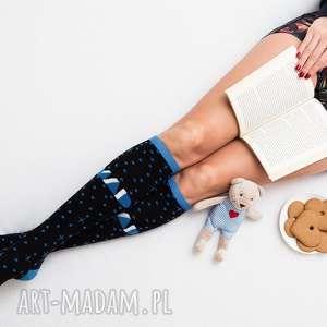 bielizna skarpetki sportowe mad socks - blue