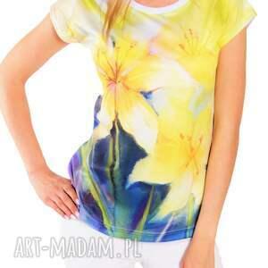 wyjątkowe bluzki tunika artystyczna bluzka damska