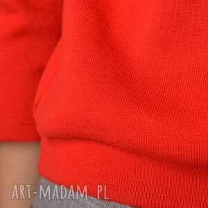 handmade bluzki bawełna bawełniana bluza z rękawem