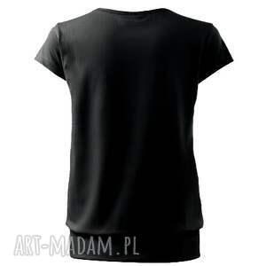 FreeFroo bluzki: Bawełniana malowana bluzka na prezent unikatowa