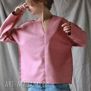bluzki: minimalistyczna