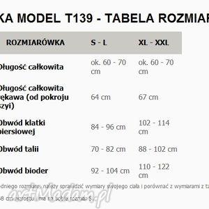 ciekawe bluzki bluzka 2 w 1 t139 jasnoszary