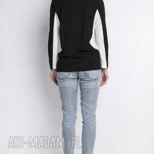 bluza bluzka, blu108 czarny
