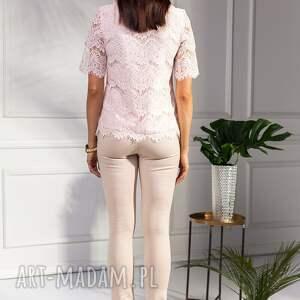 intrygujące bluzki koronkowa bluzka camilla