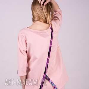 unikalne bluzki bluzka damska dresowa