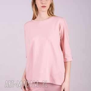 hand made bluzki bluzka damska dresowa