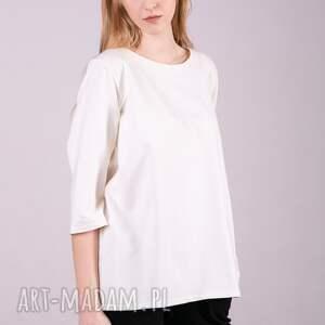 bluzki: Bluzka Damska dresowa ANNA Ecri - kurtki t shirty