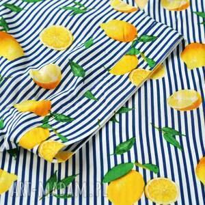 designerska bluzki żółte bluzka kimono, oversize, cytryny