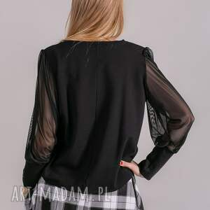 bluzki kurtki niezwykle elegancka a zarazem klasyczna