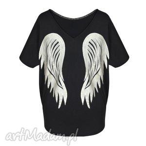 bluzki anioł bluzka skrzydła / black angel