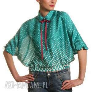 kimono bluzki bluzka z kołnierzykiem bebe