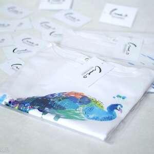 hand-made bluzki bluzka ćmy bawełniana oversize l/xl