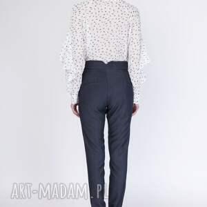 bluzki biała fenomenalna bluzka, blu130