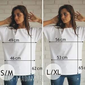 bluzki bluza jesienna bluzka bawełniana biała
