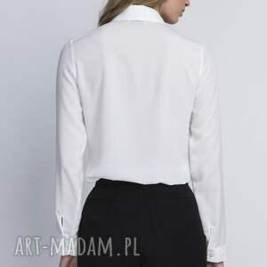 bluzki bluzka koszula, k101 ecru