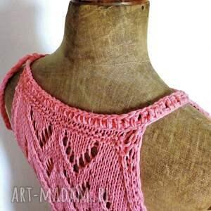 bluzka bluzki letnia bawełniana