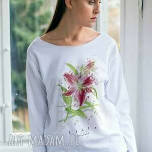modne bluzki oversize lilia bluzka