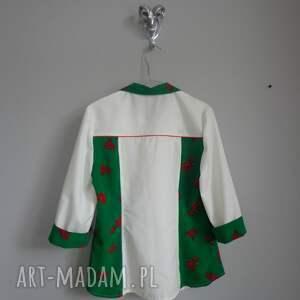 bluzki mega okazja bluzka folk