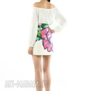 92297388aefe7b intrygujące bluzki - melissa bluzka odsłaniająca ramiona