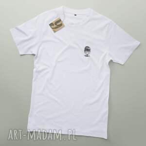 gustowne bluzki koszulka mini sowa pójdźka tshirt męski