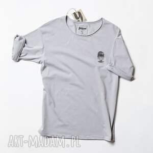 oryginalne bluzki sowa mini pójdźka oversize unisex