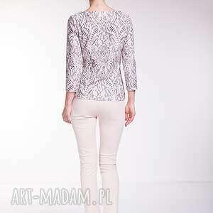 białe bluzki moda bluzka ramira