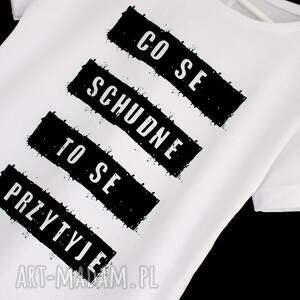 napis bluzki polska koszulka z napisem. zaprojektowana przez