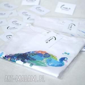 oryginalne bluzki bluzka orzeł koszulka bawełniana