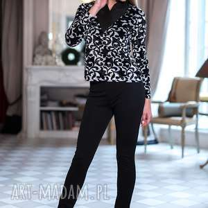 czarne bluzki bluzka tori