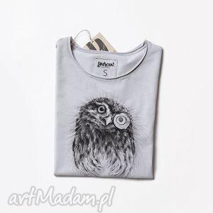 bluzki tshirt sowa pójdźka koszulka