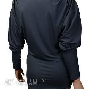modne bluzki jersey step up - kimonowa bluzka