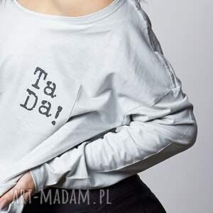 trendy bluzki kieszen ta da! damska bluzka z kieszonką