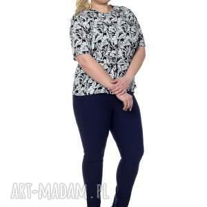 bluzki lekka uniwersalna bluzka z paskiem