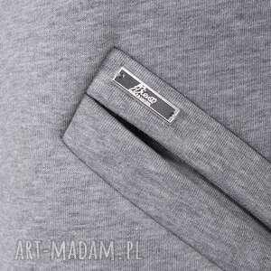 wyjątkowe bluzy szeroka bien fashion długa bluza damska