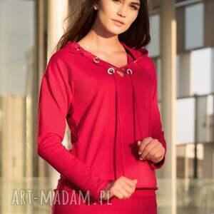 wyjątkowe bluzy hoodie bien fashion bluza damska