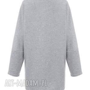 szeroka bluzy bien fashion długa bluza damska