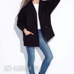szare bluzy oversize bien fashion długa bluza damska