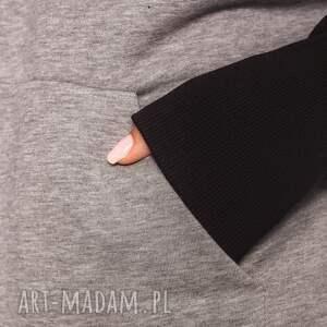 wyraziste bluzy streetfashion bien fashion luźna ciepła bluza