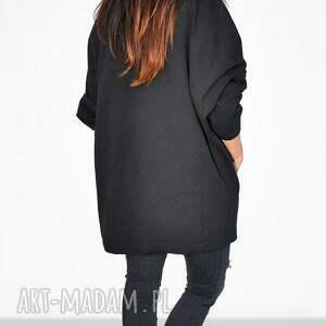 wyjątkowe bluzy oversize bien fashion długa bluza damska