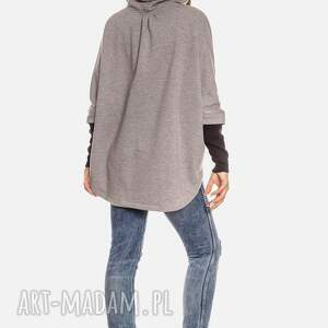 streetfashion bluzy bien fashion luźna ciepła bluza