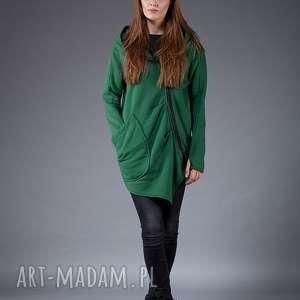 frapujące bluzy bluza ashmita zielona