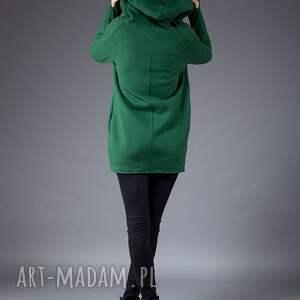 płaszcz bluzy bluza ashmita zielona