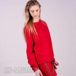 bluzy bluza damska czarwona kleopatra