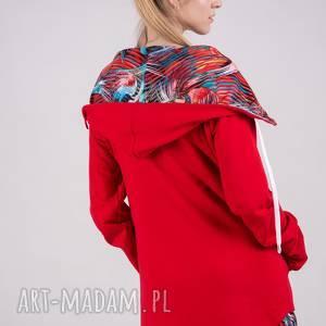 ręczne wykonanie bluzy bluza damska na zamek