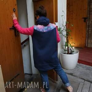 bluza-zapinana bluzy bluza dresowa z kapturem mosaic -